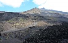 Randonnée sur l'Etna