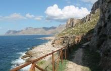 Randonnée autour du Monte Cofano