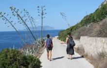 Les îles Egades : Levanzo