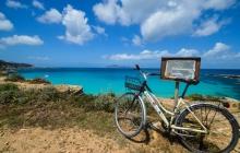 Îles Egadi: velo à Favignana