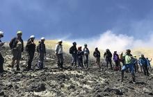 Etna: cratères sommitaux