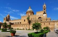 Palerme, la capitale sicilienne - Départ