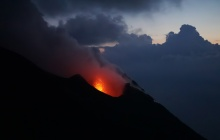 Volcan de Stromboli (ascension nocturne)